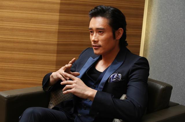 イ・ビョンホン、韓国から中継会見で「G.I.ジョー」新作をPR 来日も約束