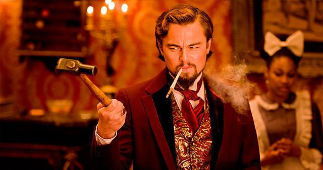 タランティーノ新作場面写真を初公開 ディカプリオが映画史上最悪の極悪人に!