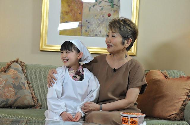 芦田愛菜、BeeTVで冠番組 泉ピン子をメロメロに