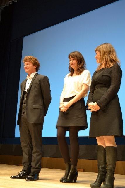「イタリア映画祭 2012」開幕 L・ペッレグリーニ監督ら多数の伊ゲスト来日