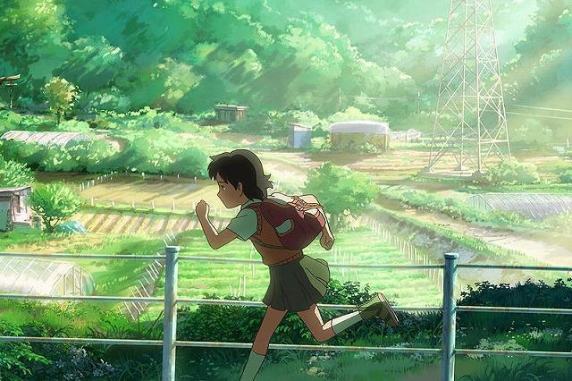 アヌシー映画祭の長編コンペ部門に日本から2作品が出品