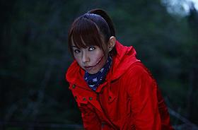"""主演の大堀恵も""""口裂け""""に!「口裂け女」"""