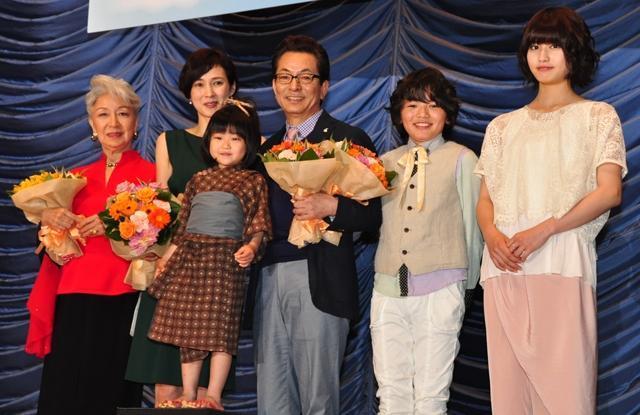 水谷豊、草笛光子と37年ぶり親子役に「芝居を超えた気持ち」と感慨