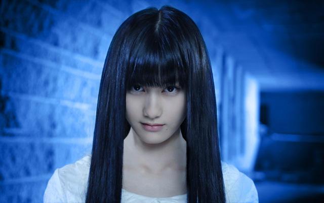 貞子役は橋本愛だった!