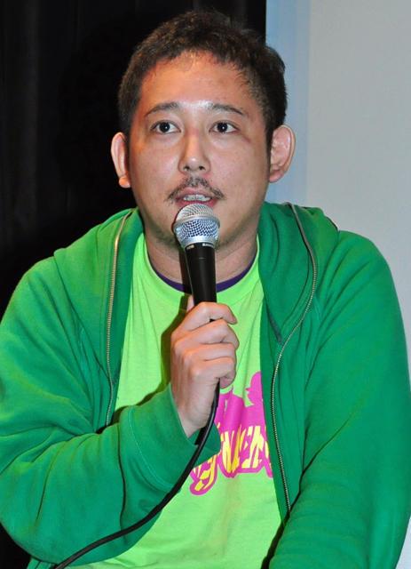 入江悠監督、ドキュメンタリー映画に意欲「面倒くさい人を追いかけたい」
