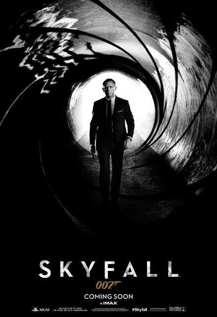 シリーズ生誕50周年「007」最新作ポスターが全世界解禁