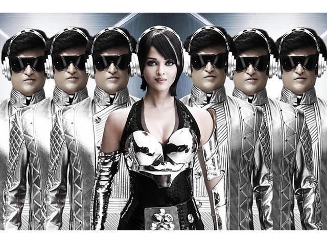 インド映画「ロボット」大ヒット 目標達成へ