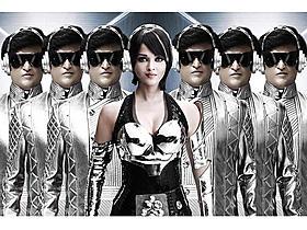 大ヒットのインド映画「ロボット」「ロボット」