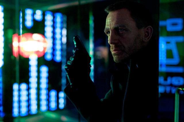 """「007」最新作、予告で深まる""""スカイフォール""""の謎"""