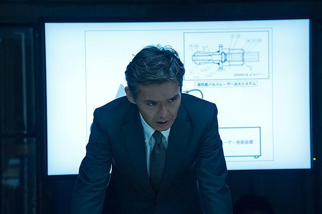 渡部篤郎のすごみに震える!?「外事警察」の着ボイス配信!