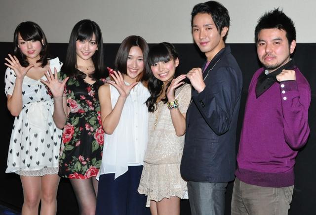 AKB48松原夏海、他グループとの共演に「ファンの気分でした」