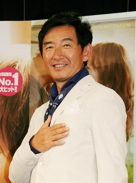 石田純一、入籍&妊娠報道の長谷川理恵を祝福「心から応援」