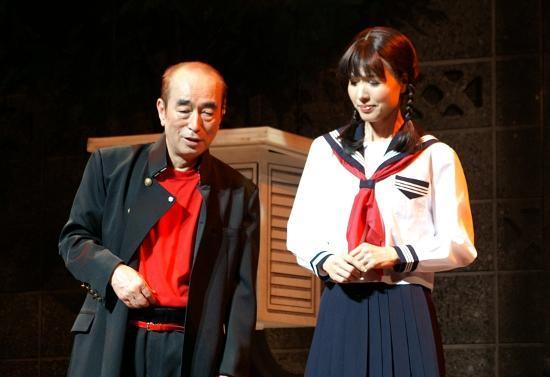 志村 けん と 石野 陽子