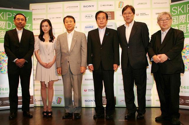 石原慎太郎原作の映画「青木ヶ原」、SKIPシティ映画祭で初上映