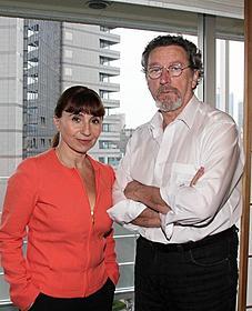 4月に来日した ロベール・ゲディギャンとアリアンヌ・アスカリッド「キリマンジャロの雪」