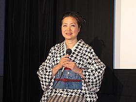 トークショーに出席した内田春菊「ワン・デイ 23年のラブストーリー」