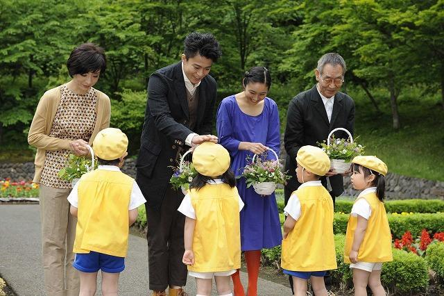 小栗旬「グスコーブドリの伝記」引っさげ宮沢賢治ゆかりの地を訪問 - 画像4