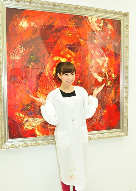 「美術では私たちがセンター!」 展覧会開催にAKB美術部員が自信