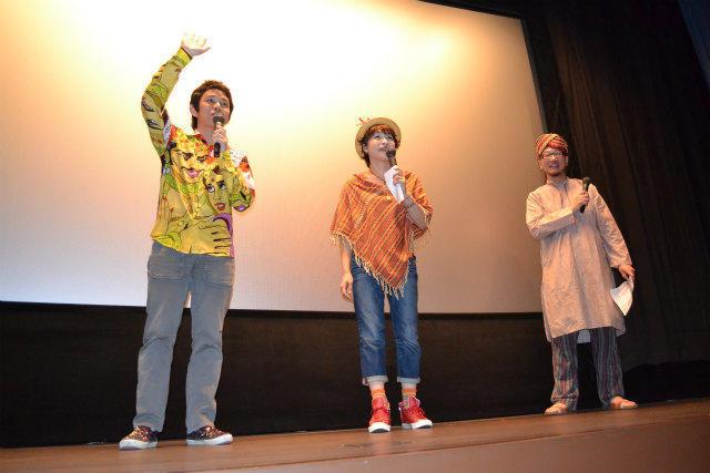 """マサラシステム採用の""""ロボット感謝祭""""で観客が大騒ぎ!"""
