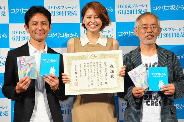 ジブリ鈴木P、「コクリコ坂」より長澤まさみの「モテキ」を猛プッシュ