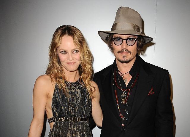 ジョニー・デップとバネッサ・パラディが破局 14年間の交際に終止符