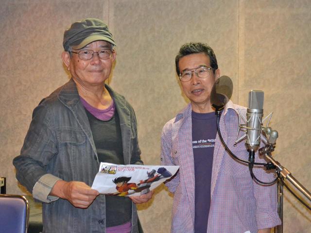 「マジンガーZ」と「デビルマン」39年ぶりにコラボCMで夢の共演!