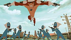 お下劣な題材とハイクオリティな映像がアンバランスな魅力を放つ異色作!「スター・ウォーズ」