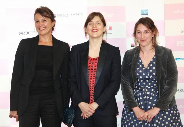 20回目のフランス映画祭が開幕 美人女性監督2人が会見
