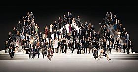 116人のスターが写真撮影!「マダガスカル3」
