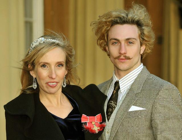 「キック・アス」アーロン・ジョンソン、23歳年上監督と結婚