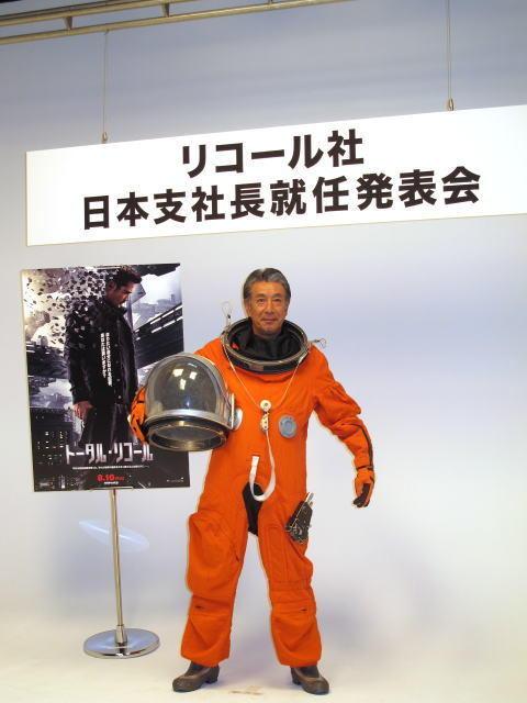 高田純次、会見がテキトー過ぎて「どこを記事にするの?」と逆質問 - 画像4