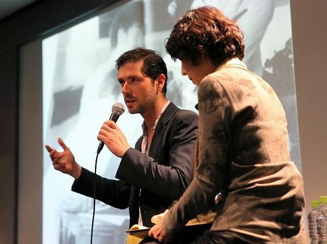 仏名優メルビル・プポーが来日 俳優人生のルーツを語る