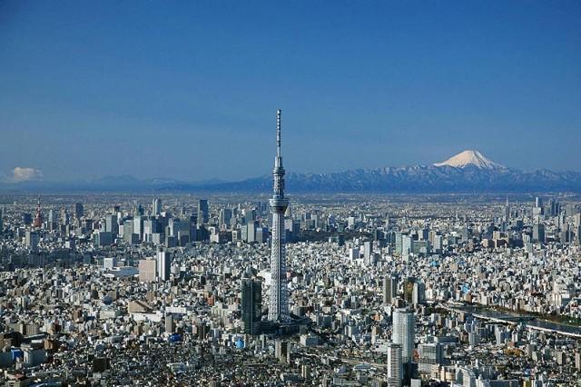 東京スカイツリーはいかにして完成したのか?