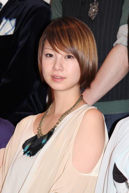 人気モデルの田中美保、映画初出演で運動不足を痛感