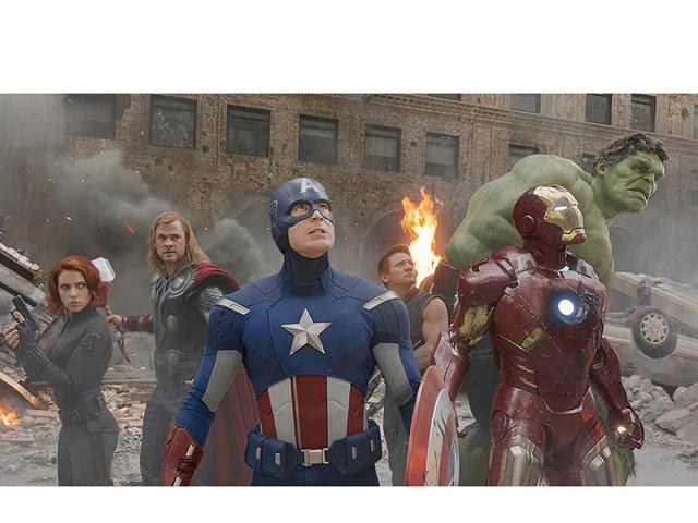 「アベンジャーズ」が全米興収6億ドルを突破 「タイタニック」が射程圏内に