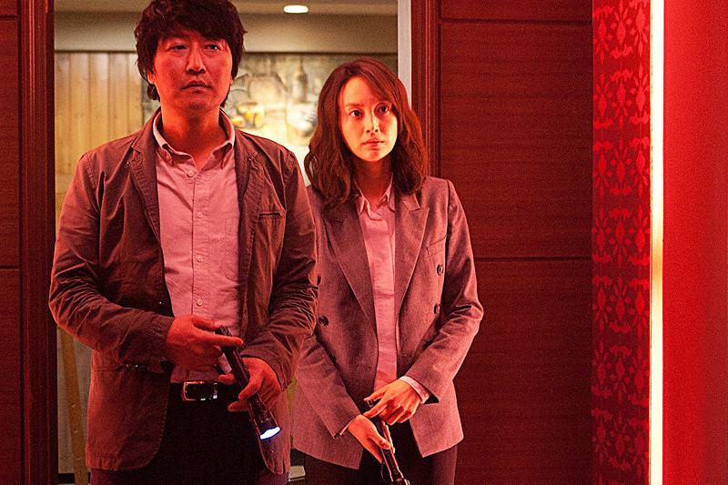 乃南アサの直木賞受賞作を韓国で映画化! 「凍える牙」予告編公開
