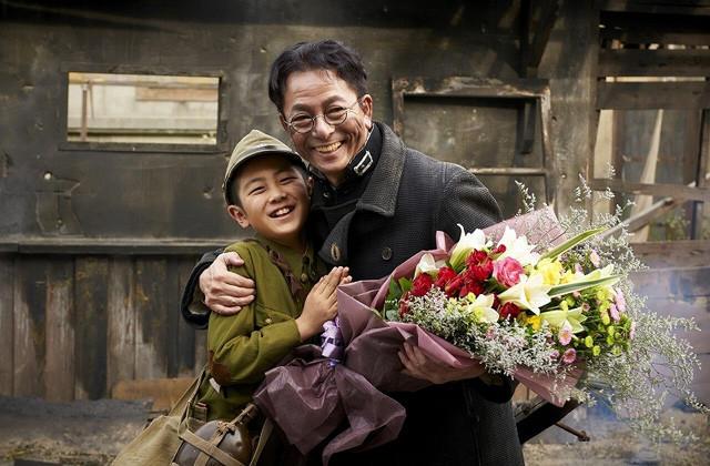 水谷豊、韓国ハプチョンで感無量の「少年H」クランクアップ