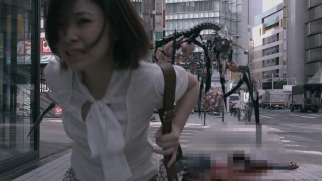 「ハカイジュウ」実写化!「へんげ」監督制作の予告映像が公開