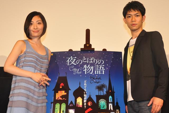 坂本真綾、影絵から「見えないはずの生き生きとした表情感じた」