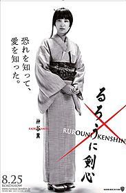 「るろうに剣心」神谷薫のキャラクター別ポスター「るろうに剣心」
