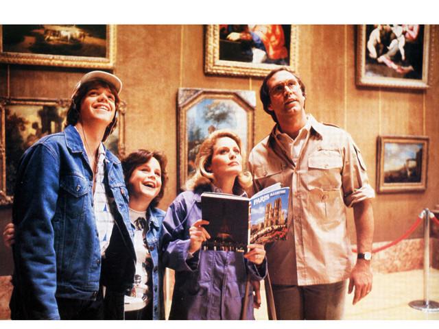 チェビー・チェイス主演コメディ「バケーション」シリーズがリブート