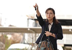 雑誌編集長の香苗役を演じた広末涼子「鍵泥棒のメソッド」