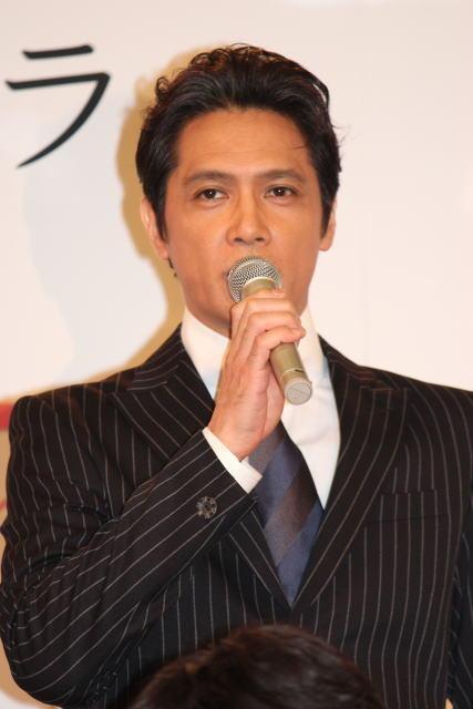 吉川晃司、13年大河で西郷隆盛「こんな無茶ぶりない」