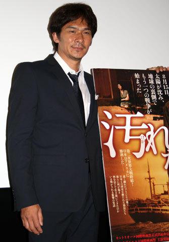 伊原剛志、主演のブラジル映画で主演男優賞もいまだトロフィ届かず苦笑い
