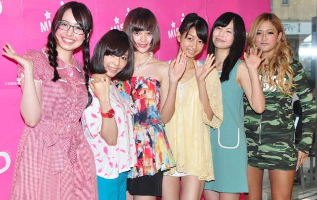 新機軸のアイドル「ミスiD」グランプリは14歳、沖縄出身のハーフ美少女!