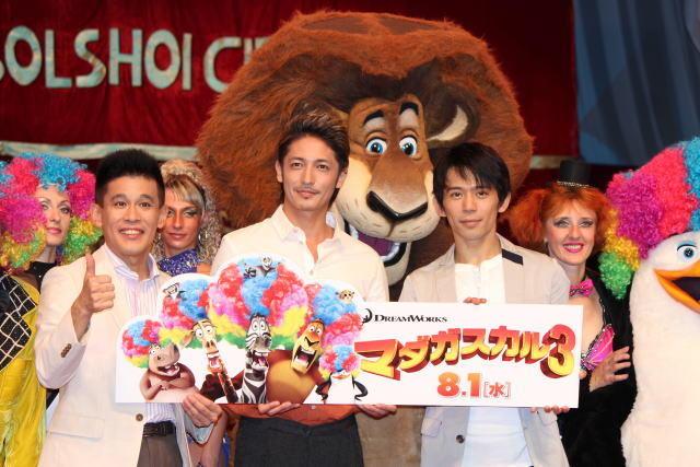 玉木宏、約20年ぶりのサーカス鑑賞に感嘆「自然と声が出てしまう」