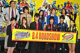 人気特撮シリーズが2本立てで劇場公開「仮面ライダーフォーゼ THE MOVIE みんなで宇宙キターッ!」