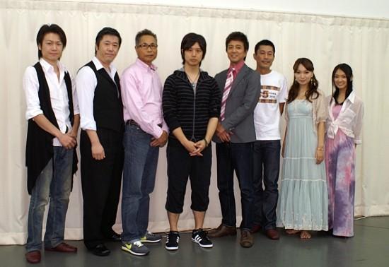 三浦祐太朗、千春役「順調です」 両親ゆずりの美声&演技で魅了