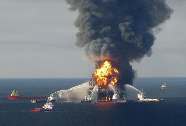 メキシコ湾原油流出事故 映画化企画が進行中