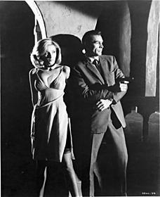 ショーン・コネリー主演の第2作「007 ロシアより愛をこめて」「007 慰めの報酬」
